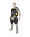 Top King Belly and Thight Protector Bauch und Lowkick Trainer TKBLTP (Bild-1)