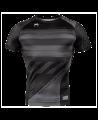 Venum AMRAP Compression T-Shirt kurzarm schwarz/grau 03693-109 (Bild-1)