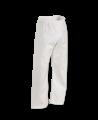 Woman Pants, Baumwoll - Einzelhose, weiss Gr. L (Bild-1)