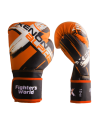 FW XENON ALPHA Boxhandschuhe oz orange/black (Bild-1)