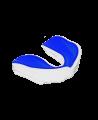 Zahnschutz Gel dual Farbe weiß, innen blau (Bild-1)
