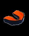 Zahnschutz Gel dual Farbe schwarz, innen orange (Bild-1)