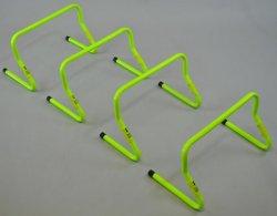 FW Hürden Trainings-Set grün 4 Stück