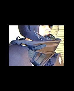 FIST Police Tactical Suit #333  Ergänzung Halsschutz #119