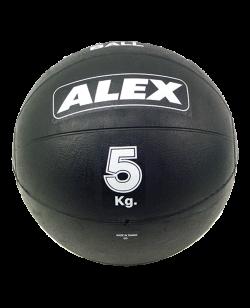 Alex Medizinball, 5kg