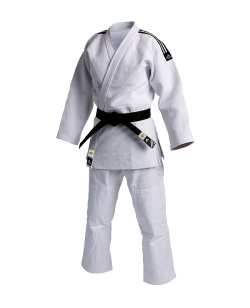 adidas J930 Champion Gi Judo Anzug weiß IJF approved