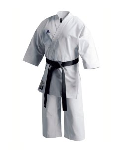 adidas K460J Champion Karateanzug weiß WKF