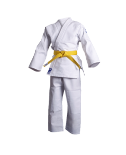 adidas Karateanzug Club Junior 140 cm weiß WKF K220C 140cm
