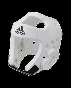 adidas Taekwondo Kopfschutz WTF weiß, adiTHG01
