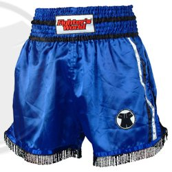 FW-Thaishort, Fringes blau