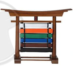 Belt Display Wandhalter für 6 Gürtel