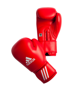 adidas AIBAG1 Boxhandschuh Contest AIBA Licensed 10 oz rot 10oz