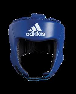 adidas AIBAH1 - Kopfschutz Boxing Aiba blau, CE