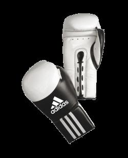 adidas ADIBC05 - Boxhandschuh Adistar HiTec, Schnürung