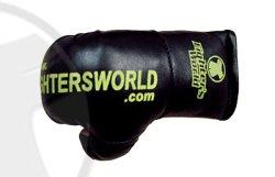 FW Anhänger Midi-Boxhandschuhe Leder Classic schwarz 1 Paar