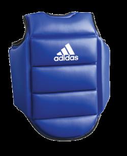 adiP01 Schutzweste Boxing rot blau adidas