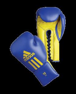 adidas ADIBC06 - Boxhandschuh Glory, blau