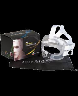 WKF Karate Face mask, Gesichtsschutz