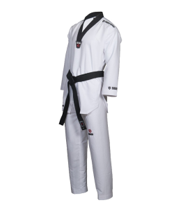 TAEKWONDO Anzug BN Zephyr schwarzer Kragen