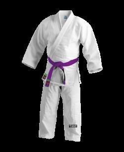 FW RIO Brazilian Jiu Jitsu Kimono weiß