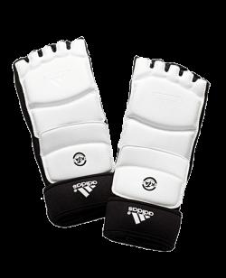 adidas Taekwondo Fußschützer WTF weiss Gr. S adiTFS01 S
