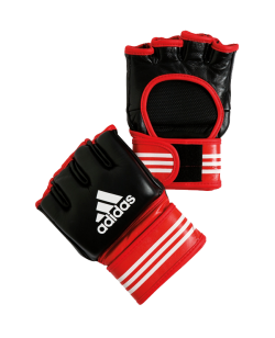 adiCSG04 Ultimate Fight Glove schwarz rot