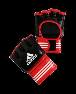 adiCSG04 Ultimate Fight Glove schwarz rot