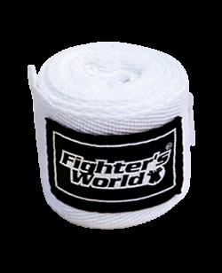 FW Boxbandagen Cotton 450 cm weiß
