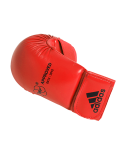 adidas Karate Faustschutz WKF, rot