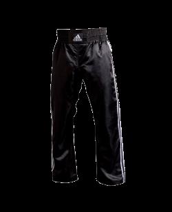 adiPFC01 Kickboxhose 200 schwarz weiße Streifen adidas 200cm