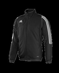 adidas T12 Team Jacket men schwarz adi X12734