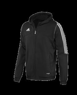 adidas T8/T12 Team Hoodie men schwarz adi X13150