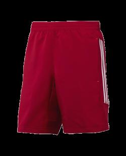 adidas T12 Teamwear Wv Shorts men rot adi X12930