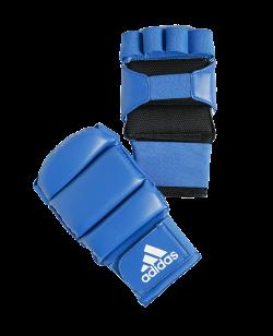 adidas Jiu Jitsu Faustschutz blau adiGJJ01