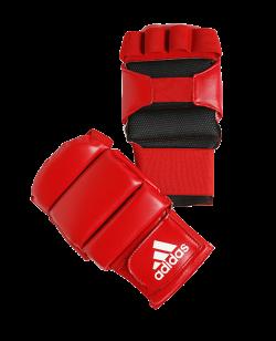 adidas Jiu Jitsu Faustschutz rot adiGJJ01 L