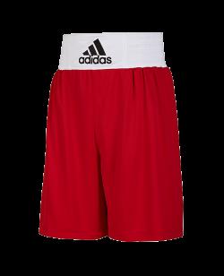 adi Boxer-Shorts Base Punch rot/weiß adidas V14110
