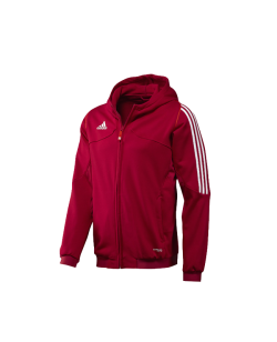 adidas T12 Team Hoodie Youth rot adiX34272