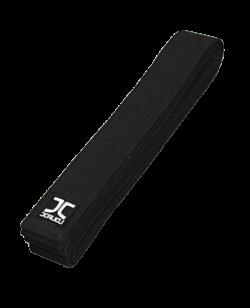 JC Dan Schwarzgurt Prämium 280 extrabreit 5cm schwarz JC 7001 280 cm