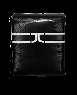 JCALICU Kickschild schwarz  ca. 45x50x14cm JC8002