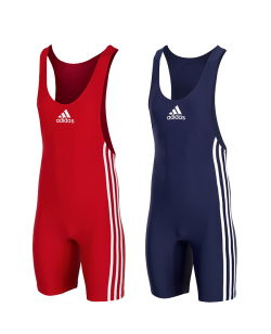 adidas Mens Wrestling Pack Set 1x rot, 1x blau 028825