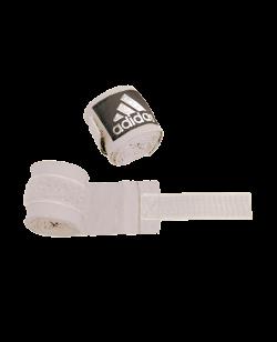 adidas Boxbandagen elastic Farbe weiß, ca. 5 x 255 cm adiBP03 255cm