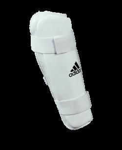 adidas Schienbeinschutz PU weiss XL adi 661.25 XL