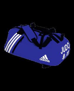 adidas Sporttasche JUDO Gi blau adiACC040