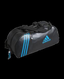 adidas Sporttasche PU BOXING schwarz/solar blue