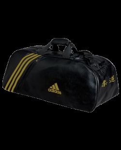 adidas Sporttasche PU JUDO M schwarz/gold adiACC051J M