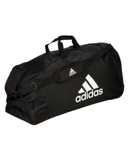 adidas Trolley Bag Poly, black/white 120L ADIACC057MA