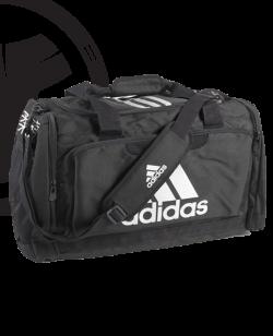 adidas Sporttasche Taekwondo Team Bag schwarz