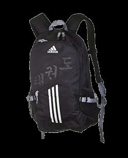 <strong>Adidas Rucksack adiACC98</strong><br/>mit Aufdruck für Judo, Karate oder Taekwondo erhältlich.<br/><br/>Aktion -15%, 3 Tage gültig!