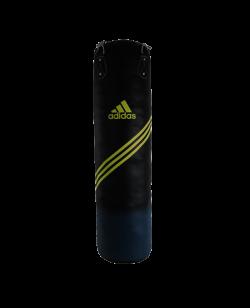 adidas Speed PU Training Bag schwarz gelb 150x33cm 38kg gefüllt ADIBACM18