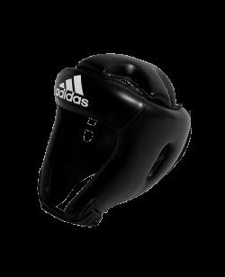 adidas Junior Kopfschutz Competition Rookie schwarz adiBH01